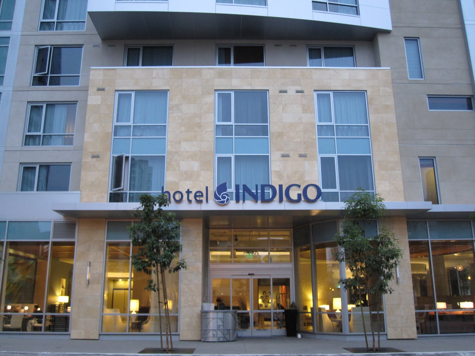 hotel indigo san diego the little yaris diary. Black Bedroom Furniture Sets. Home Design Ideas