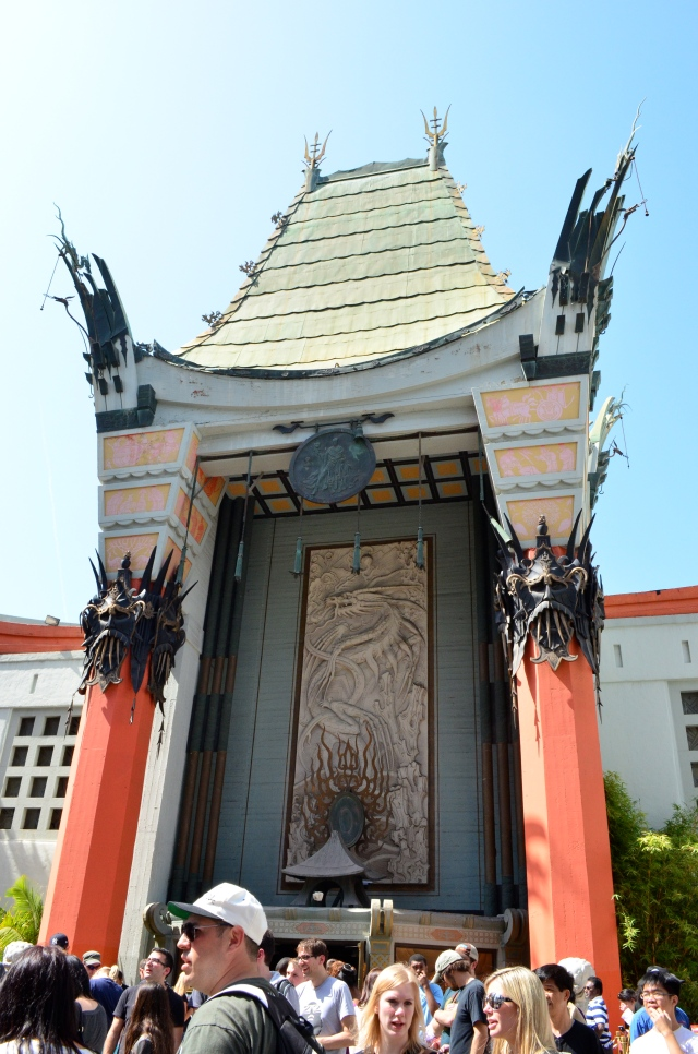 The Chinese Mann Theater