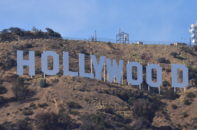 A trip to LA is not complete without a shot of the Hollywood sign.