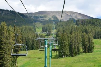 Gondola AKA ski lift
