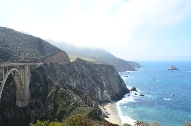 My obsession with this bridge is starting to show.  This is a prerequisite stop every time we drive through Big Sur.